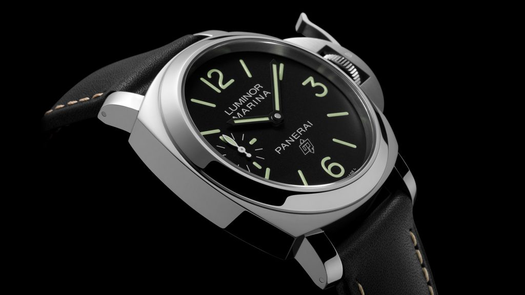 Replique Panerai Luminor Marina Logo
